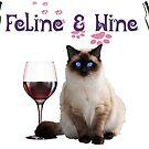 Feline Wine by deannamill2287