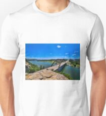 Austin 360 Bridge Unisex T-Shirt