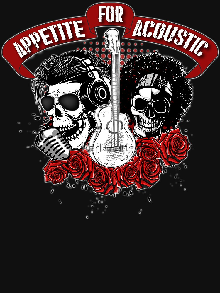 Appetite For Acoustic by karlgolden