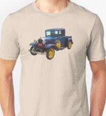 1930 Model A Ford Pickup Truck Unisex T-Shirt