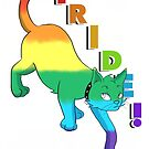 Pride Kitty by deannamill2287