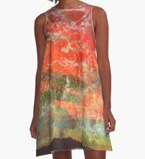 Phoenix Twilight A-Line Dress