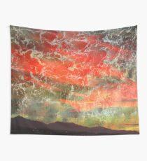 Phoenix Twilight Wall Tapestry