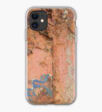 Rusty Trails iPhone Case