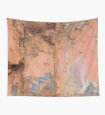 Rusty Trails Wall Tapestry