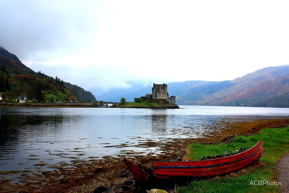 Castle, Scottish Highlands by ACBPhotos