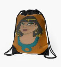 Cleopatra Drawstring Bag