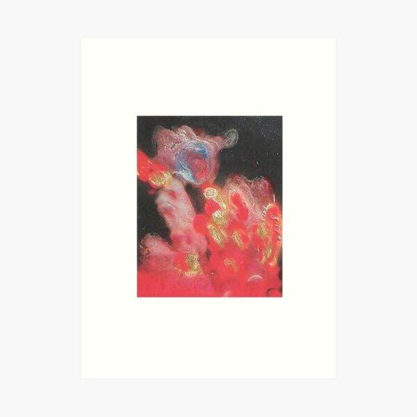 Dragon's Roar Kunstdruck