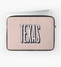texasssss Laptop Sleeve