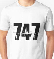 Boeing 747 T-Shirt