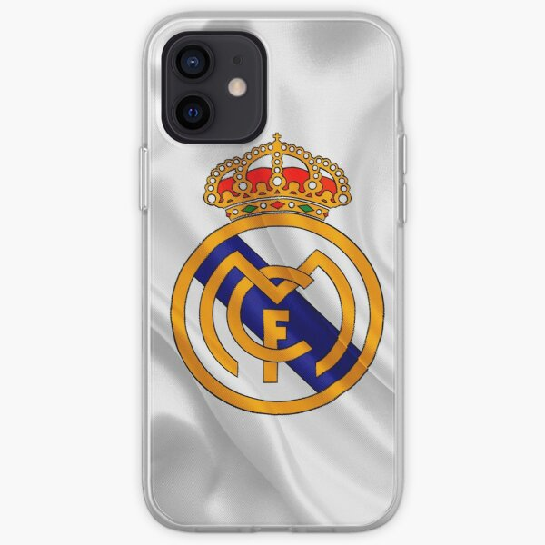 Madrid Funda blanda para iPhone