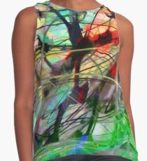 You Might Be an Alien Technology Sleeveless Top