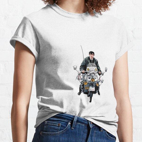 Quadrophenia Scooter Mods Classic T-Shirt