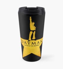 Dayman, fighter of the Nightman Travel Mug