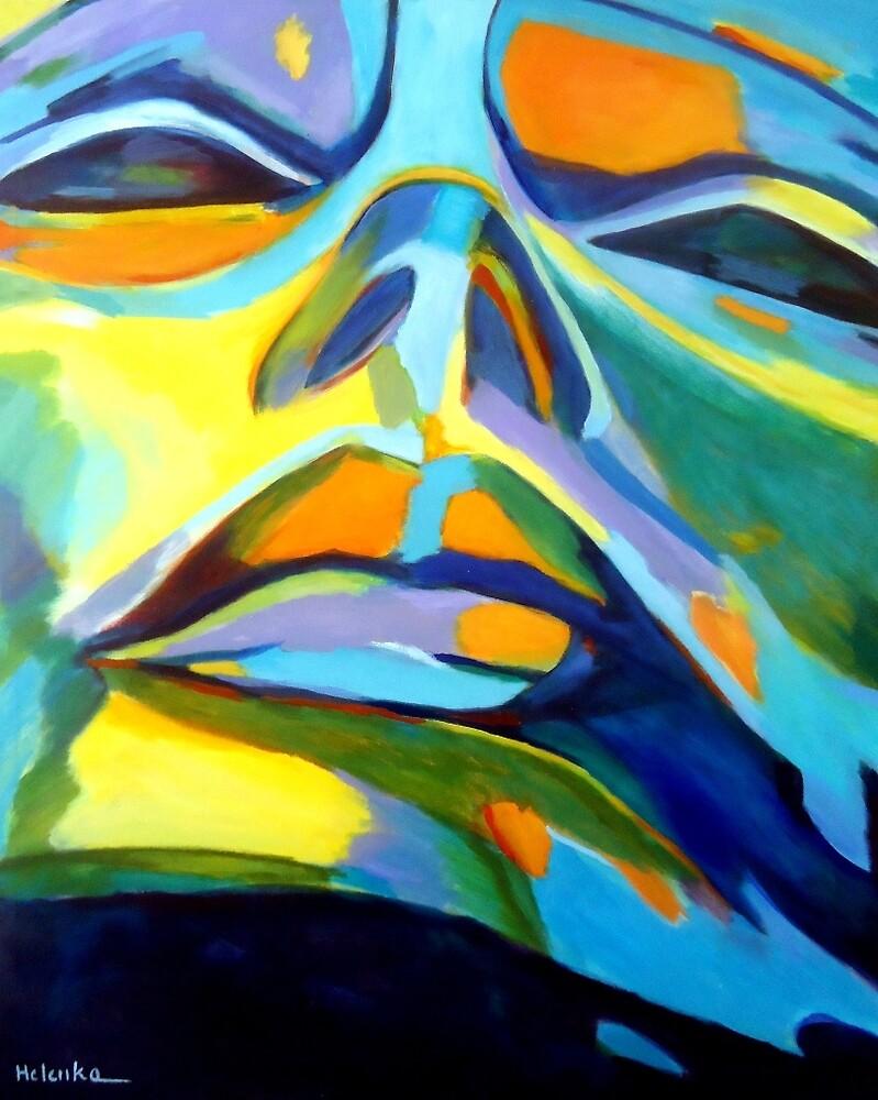"""Speechless yearning"" by Helenka"