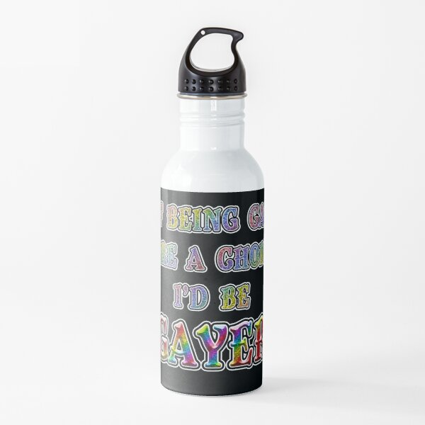 Choose To Be Gayer Water Bottle