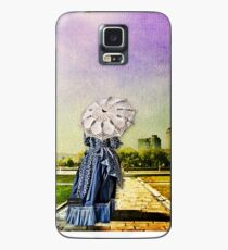 Return from the past. Case/Skin for Samsung Galaxy