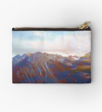 Time Unknown Zipper Pouch