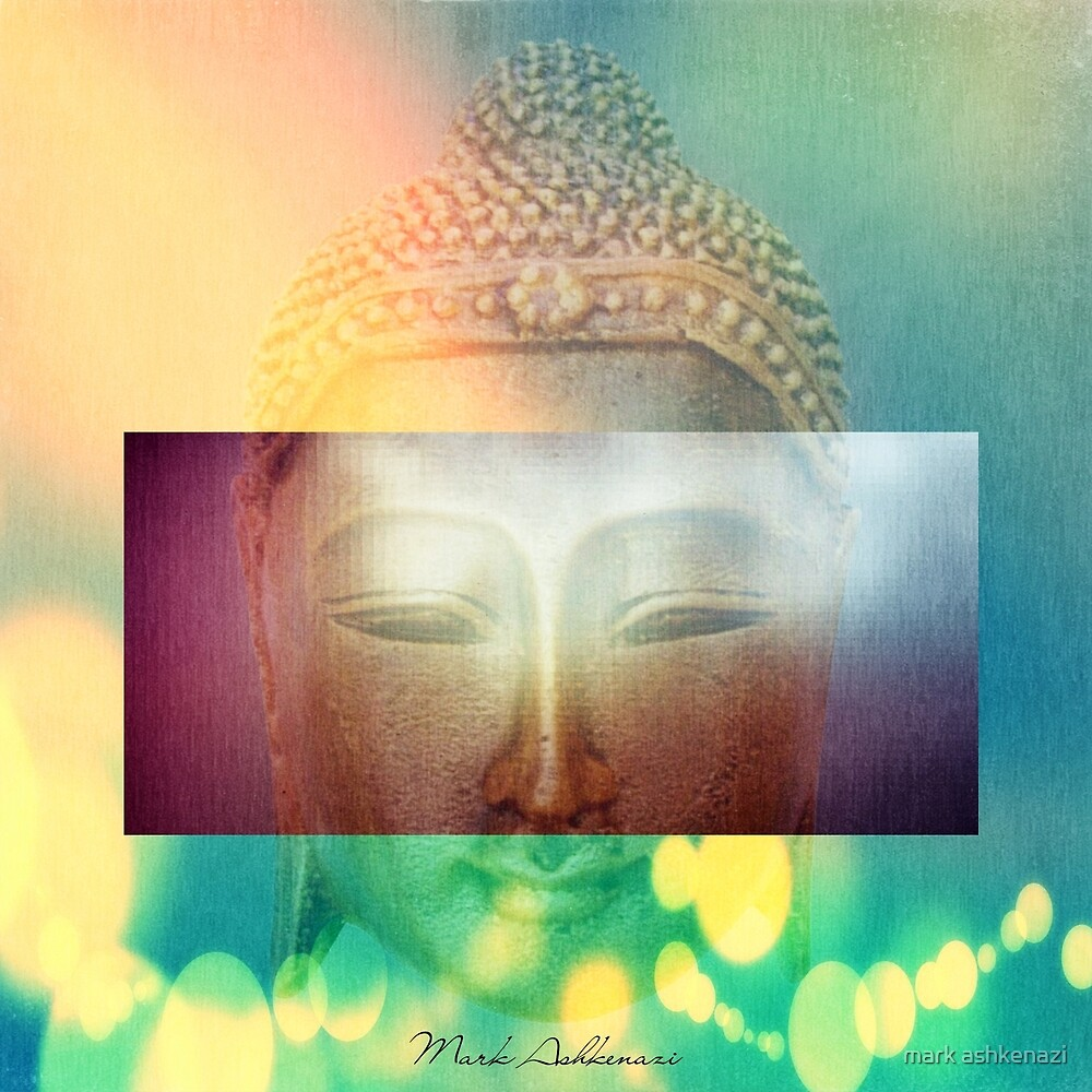 buddha by mark ashkenazi