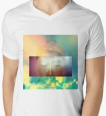 buddha Men's V-Neck T-Shirt