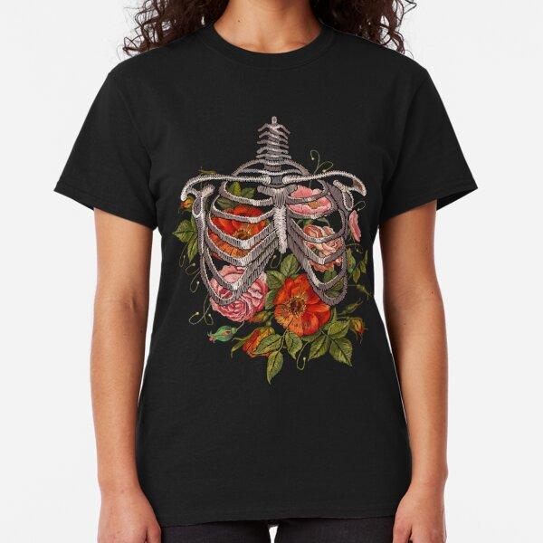 Bones and Botany Halloween Costume Classic T-Shirt