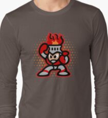 Fireman Long Sleeve T-Shirt