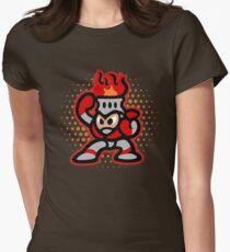Fireman Women's Fitted T-Shirt