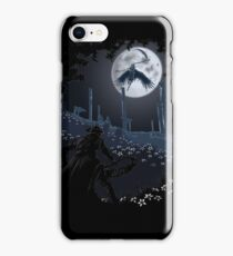 Tonight Gehrman joins the hunt. iPhone Case/Skin