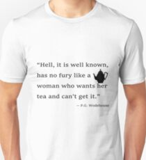 Tea with Wodehouse T-Shirt