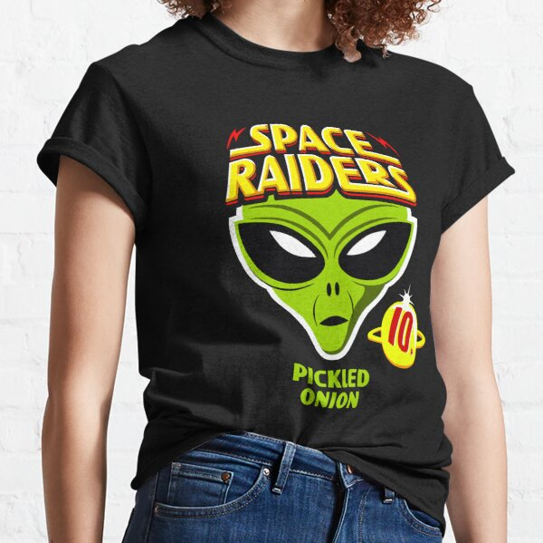 Pickled Onion Space Raiders Classic T-Shirt