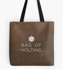 Tasche der Holding-D20 Tote Bag