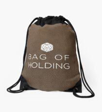Tasche der Holding-D20 Turnbeutel