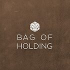 Bag of Holding-D20 by Padgett