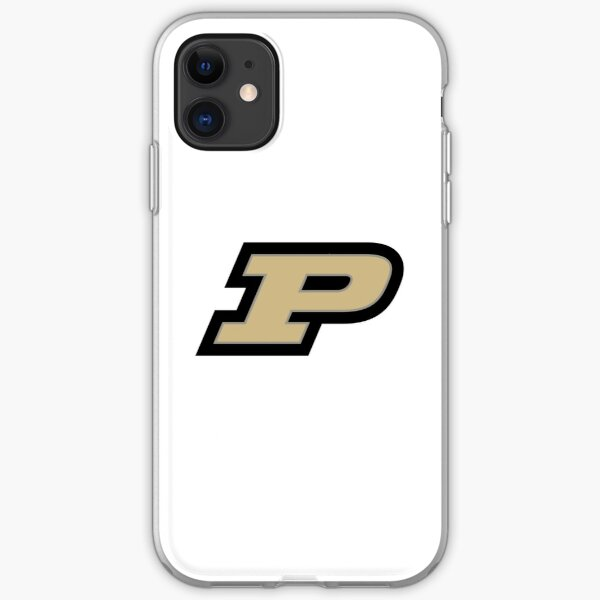 Purdue Boilermakers iPhone Soft Case