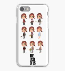 She was the first to go iPhone Case/Skin