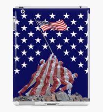 The Empire strikes back - Iwo Jima iPad Case/Skin