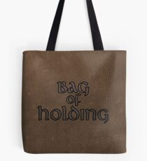 Bag of Holding- Leather Tote Bag