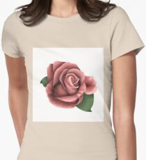 Rosey Women's Fitted T-Shirt