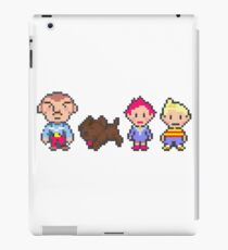 Earthbound Mother 3 Print iPad Case/Skin