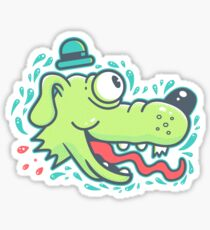 GA HYUK Sticker