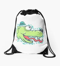 GA HYUK Drawstring Bag