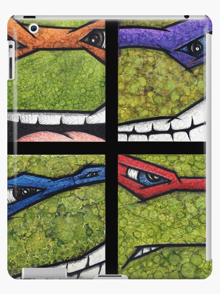 Teenage Mutant Ninja Turtles TMNT by chrispanila