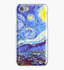 'The Starry Night' HDR iPhone Case/Skin