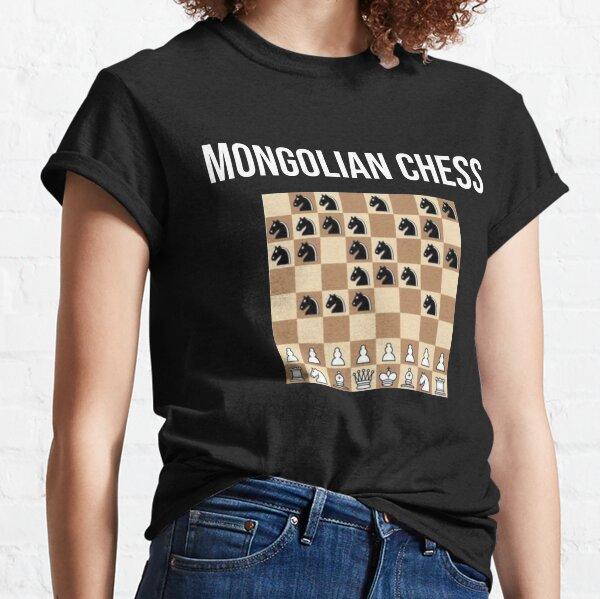 Funny History Teacher Student T-Shirt Mongolian Empire Khan Classic T-Shirt