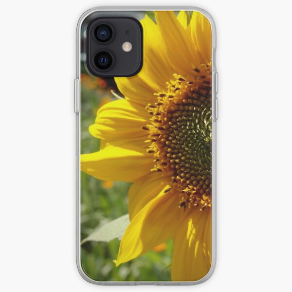 Spring Sunflower iPhone Soft Case