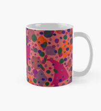 Pink Pattern Classic Mug