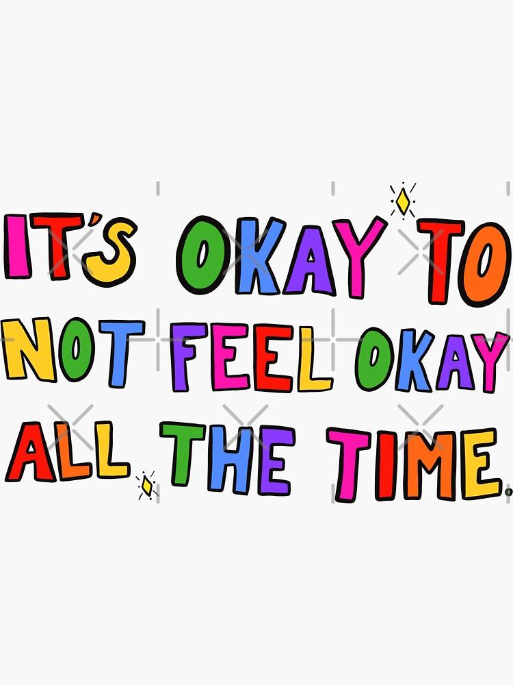 It's Okay... by crystaldraws