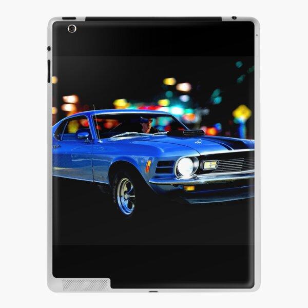 1970 Mach 1 Mustang iPad Skin
