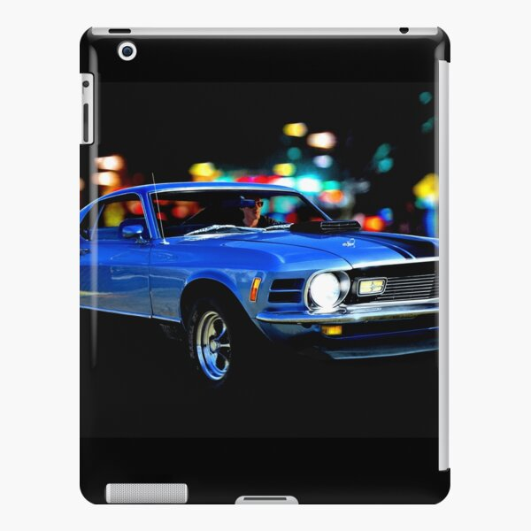 1970 Mach 1 Mustang iPad Snap Case
