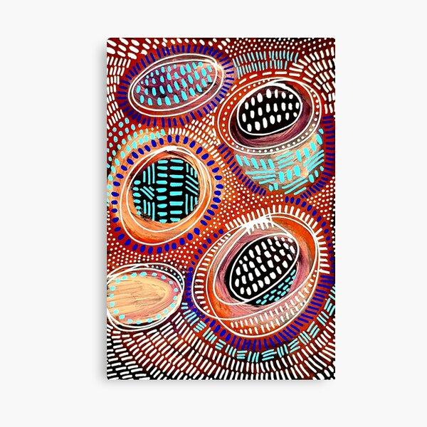 #564 - Live It As If You Have It - Artist Nathalie Le Riche Canvas Print